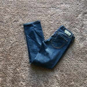 Converse One Star Jeans Size 4